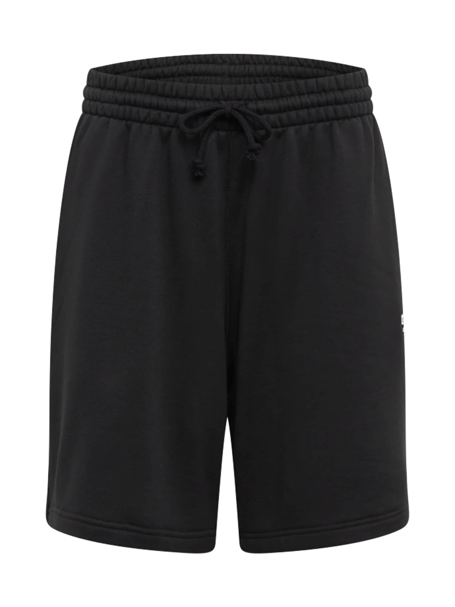 Kalhoty VOCAL SHORT černá ADIDAS ORIGINALS