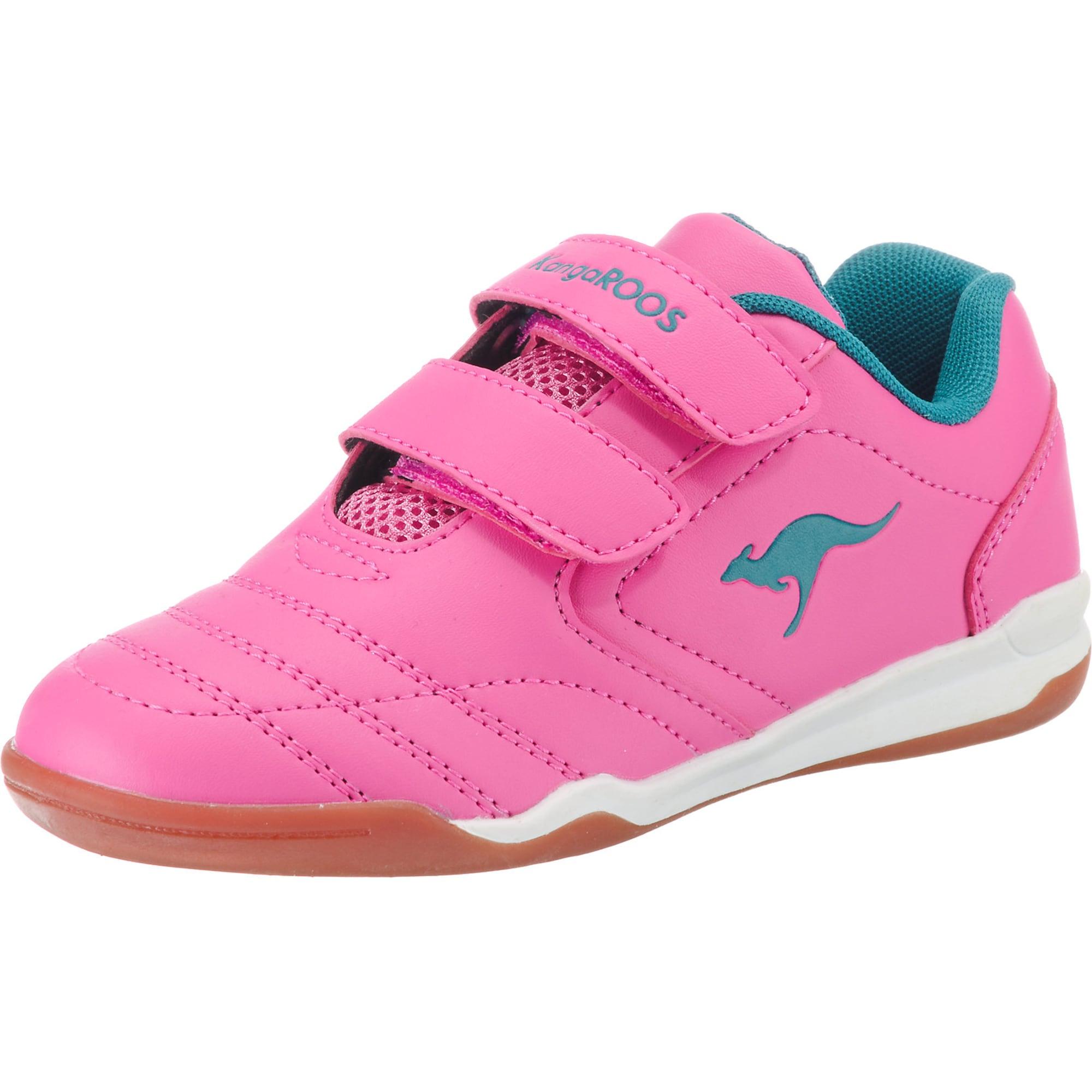 Tenisky Inyard V tyrkysová pink KangaROOS