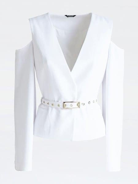Jacken für Frauen - MARCIANO LOS ANGELES Blazer weiß  - Onlineshop ABOUT YOU