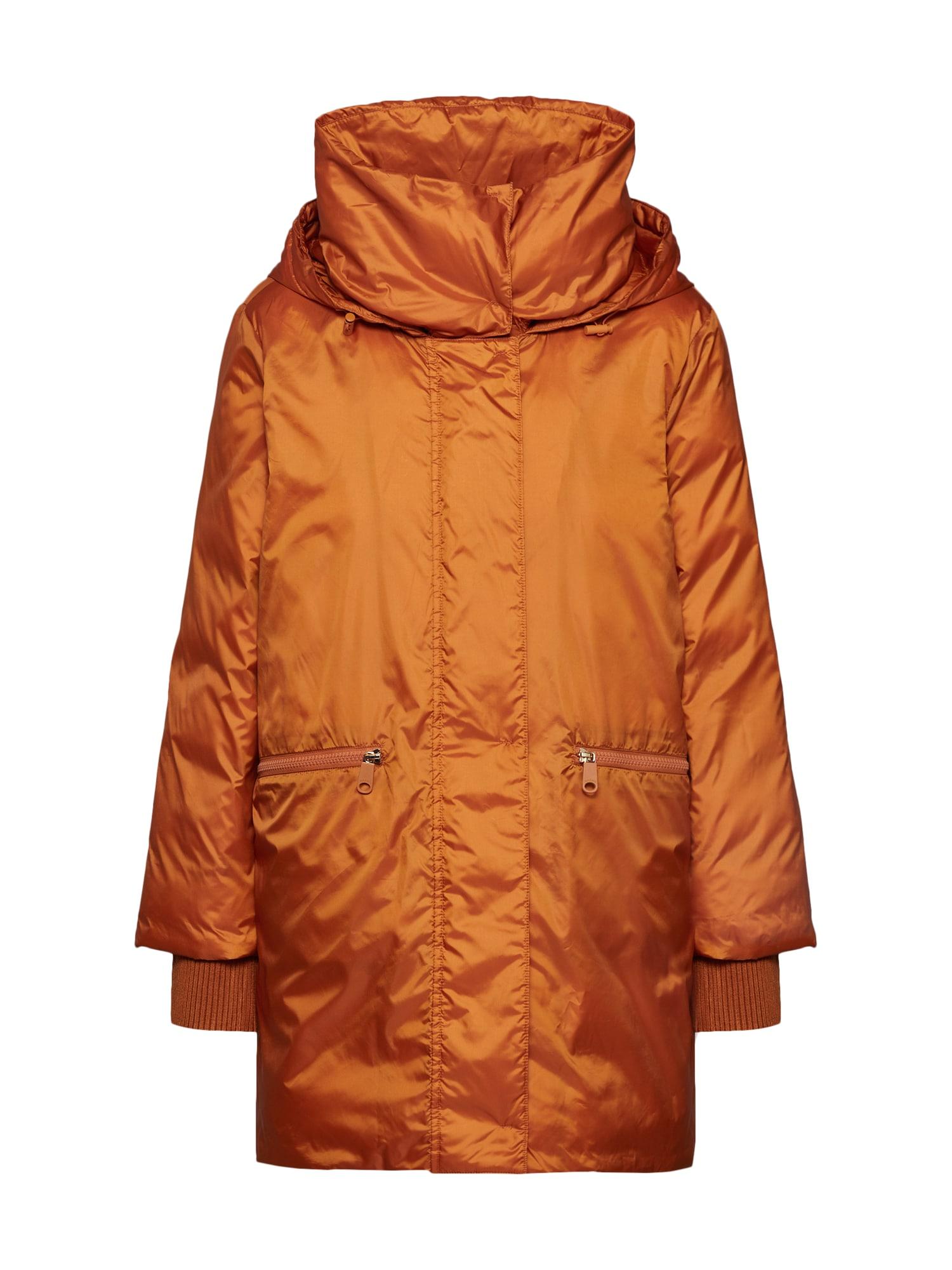 MAX&Co. Žieminė striukė 'Diametro' oranžinė