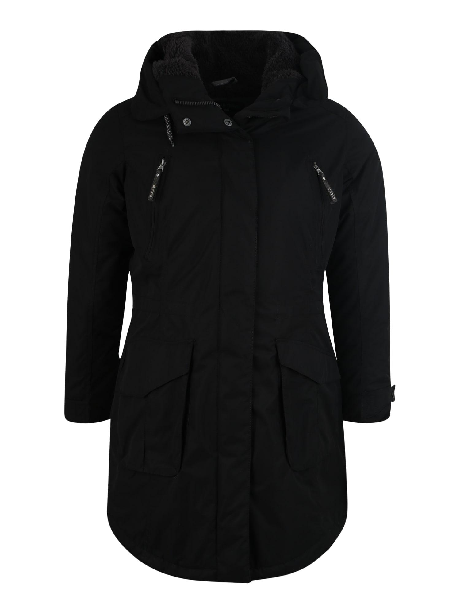 Outdoorový kabát Mawota černá G.I.G.A. DX