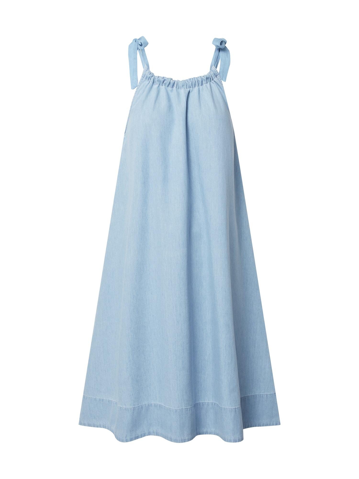SELECTED FEMME Letné šaty 'NOVO'  modré