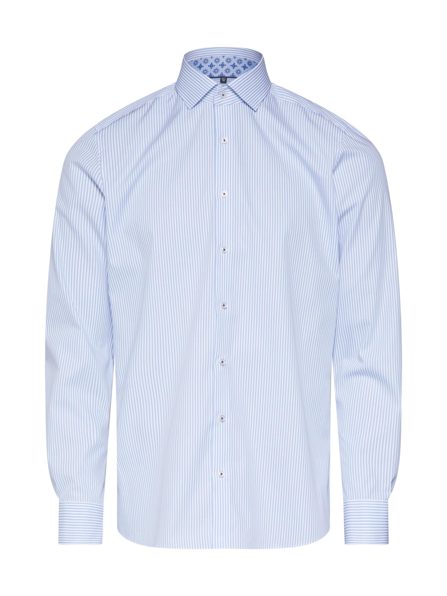 Společenská košile světlemodrá OLYMP