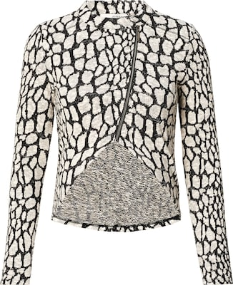 Noppies Strickjacke Leopard