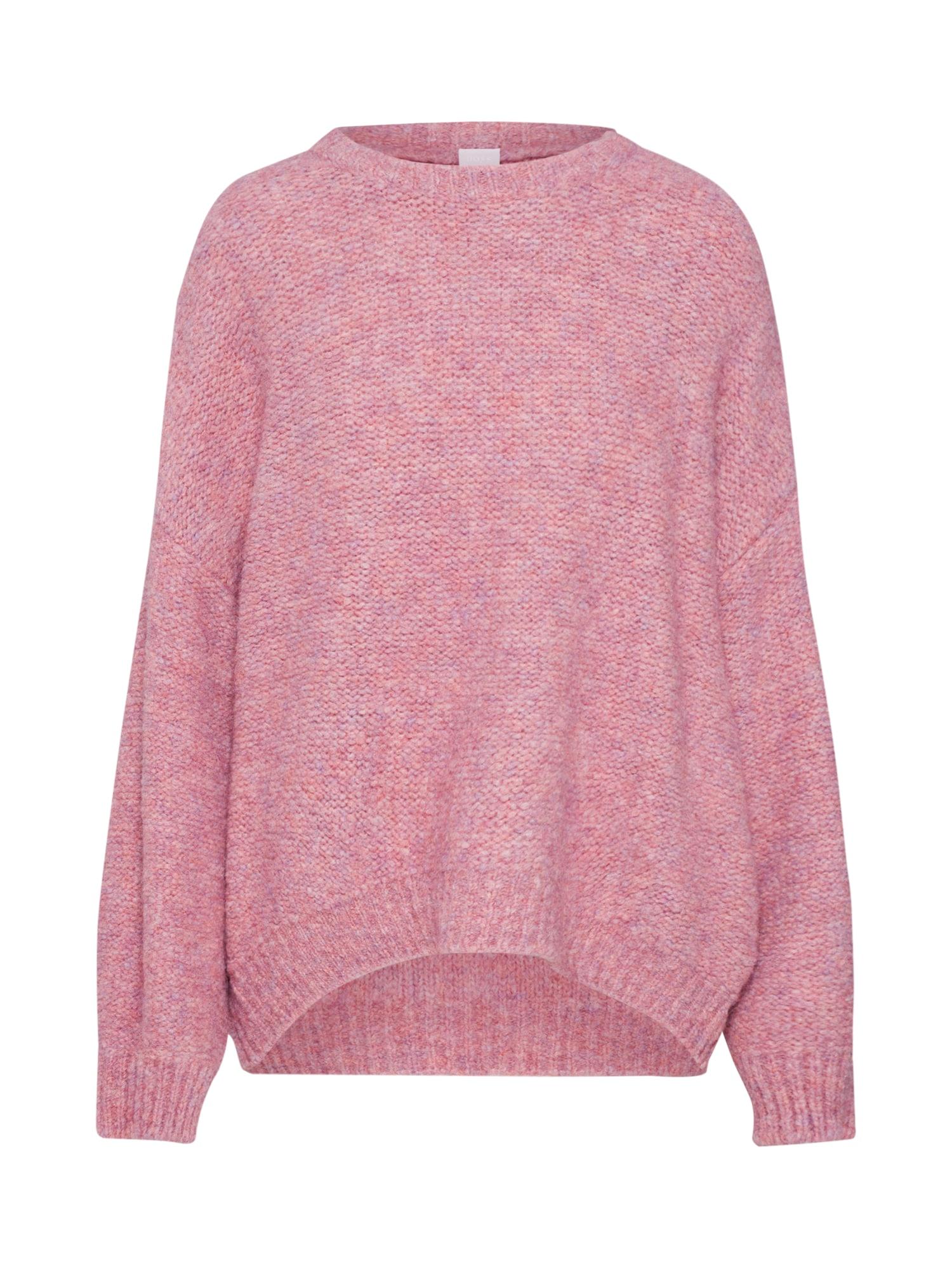 BOSS Megztinis rožinė