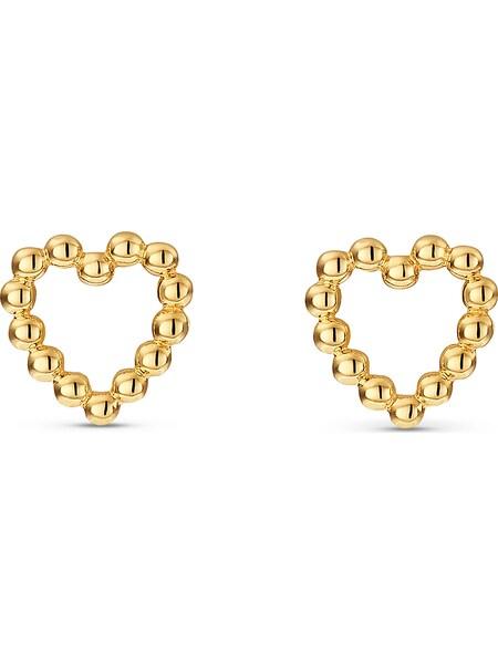 Ohrringe für Frauen - CHRIST Ohrstecker '87616916' gold  - Onlineshop ABOUT YOU