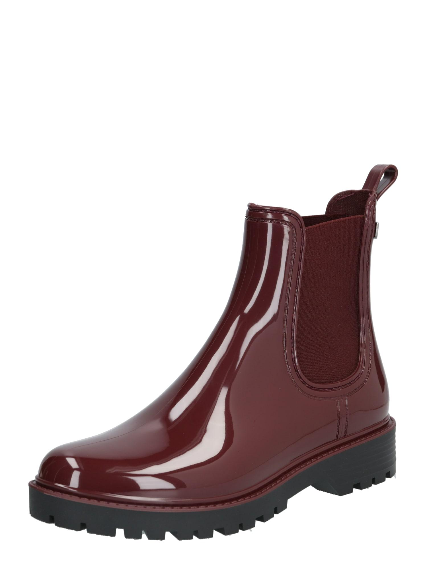 ALDO Chelsea batai 'IBAODDA' vyšninė spalva