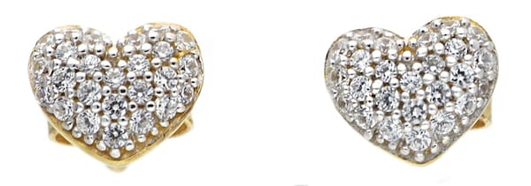 Ohrringe für Frauen - ESPRIT Ohrstecker 'Petite Heart ESER92693B000' gold  - Onlineshop ABOUT YOU