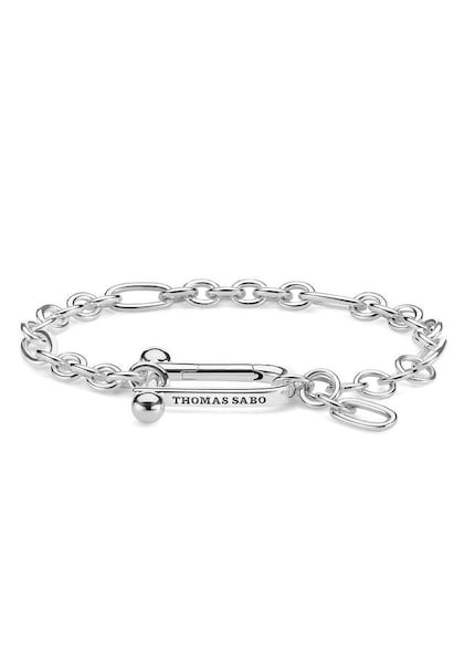 Armbaender - Armband 'Iconic' › Thomas Sabo › silber  - Onlineshop ABOUT YOU