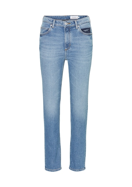 Hosen für Frauen - Marc O'Polo DENIM Jeans 'Alva' blue denim  - Onlineshop ABOUT YOU