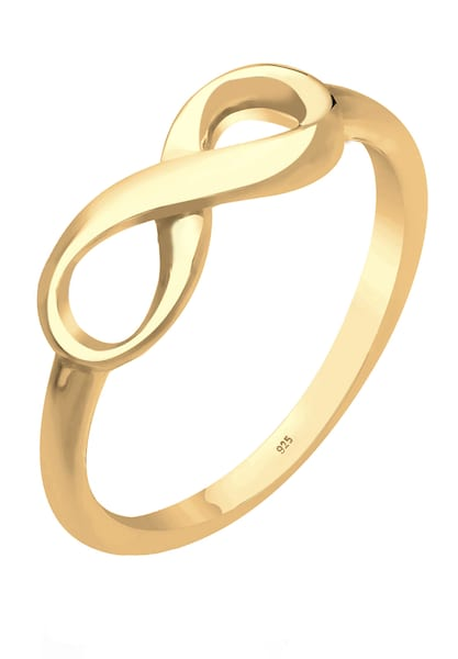Ringe für Frauen - ELLI Ring 'Infinity' gold  - Onlineshop ABOUT YOU