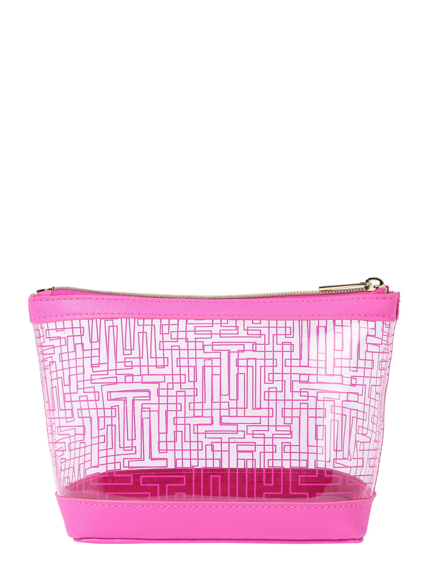 Ted Baker Kozmetická taška  ružová / priehľadná