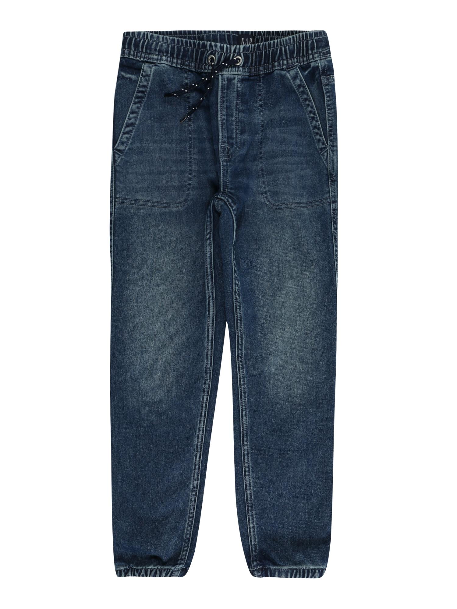 GAP Džinsai tamsiai (džinso) mėlyna