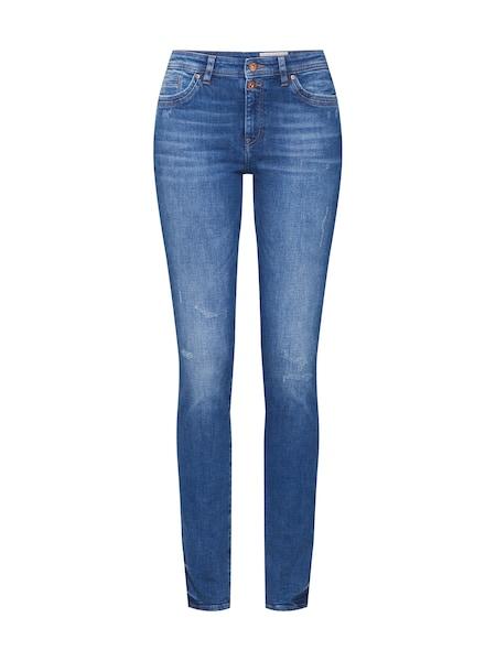 Hosen - Jeans 'MR SLIM' › EDC BY ESPRIT › blue denim  - Onlineshop ABOUT YOU