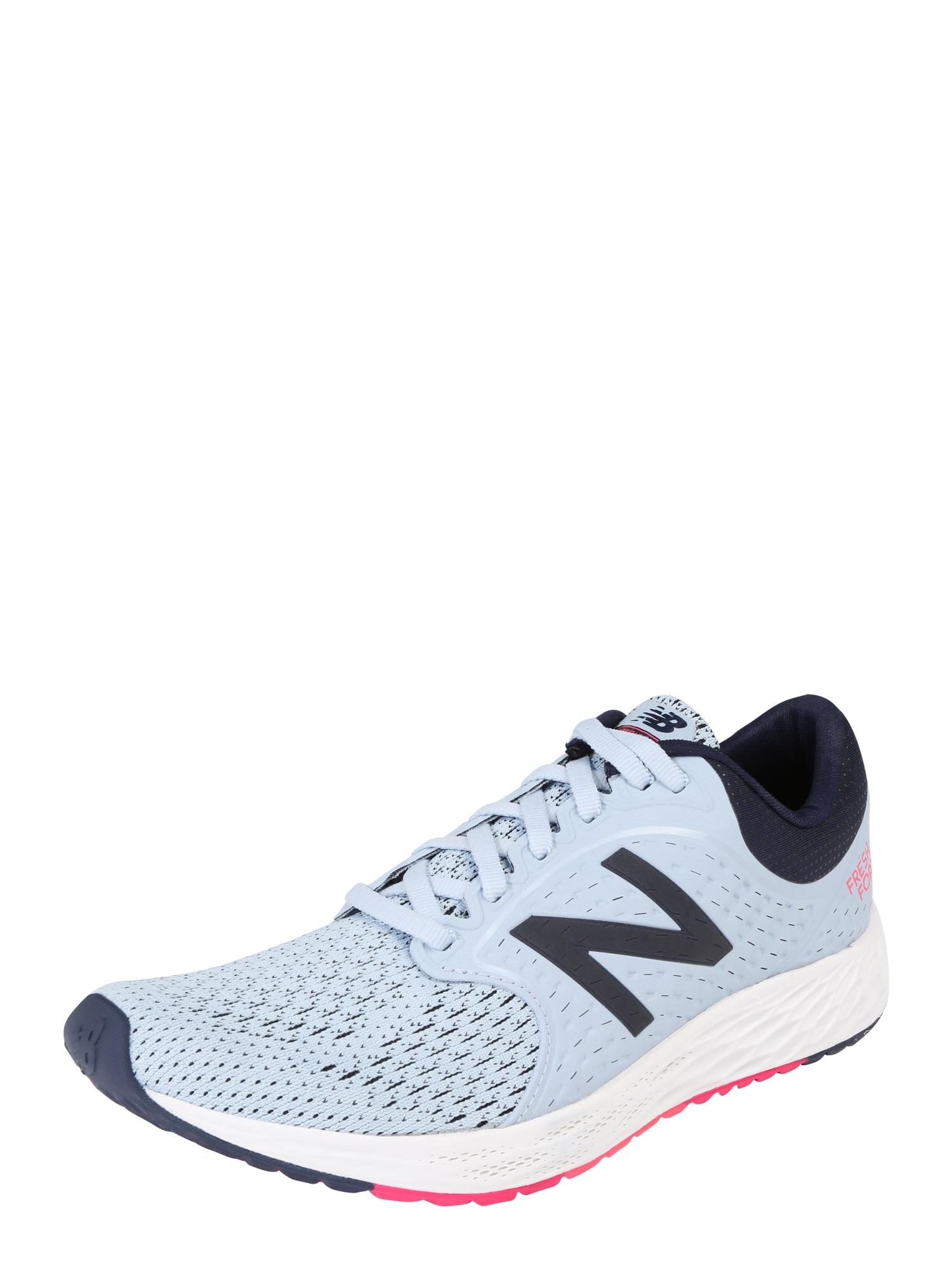 Běžecká obuv WZANTIB4 noční modrá světlemodrá New Balance