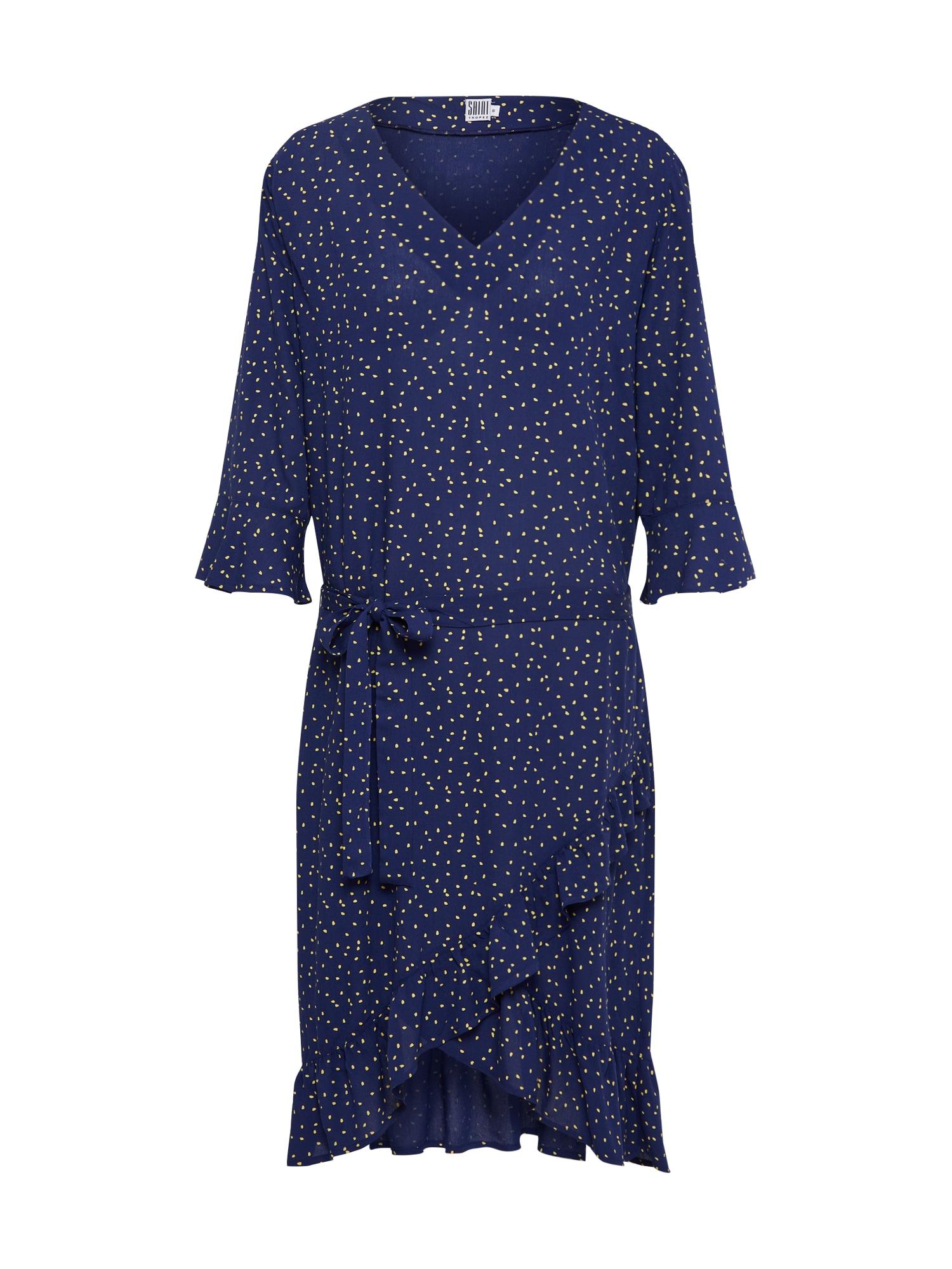 Letní šaty modrá SAINT TROPEZ