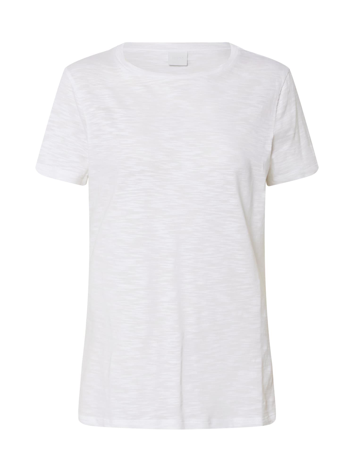 BOSS Marškinėliai 'Tesue' balta