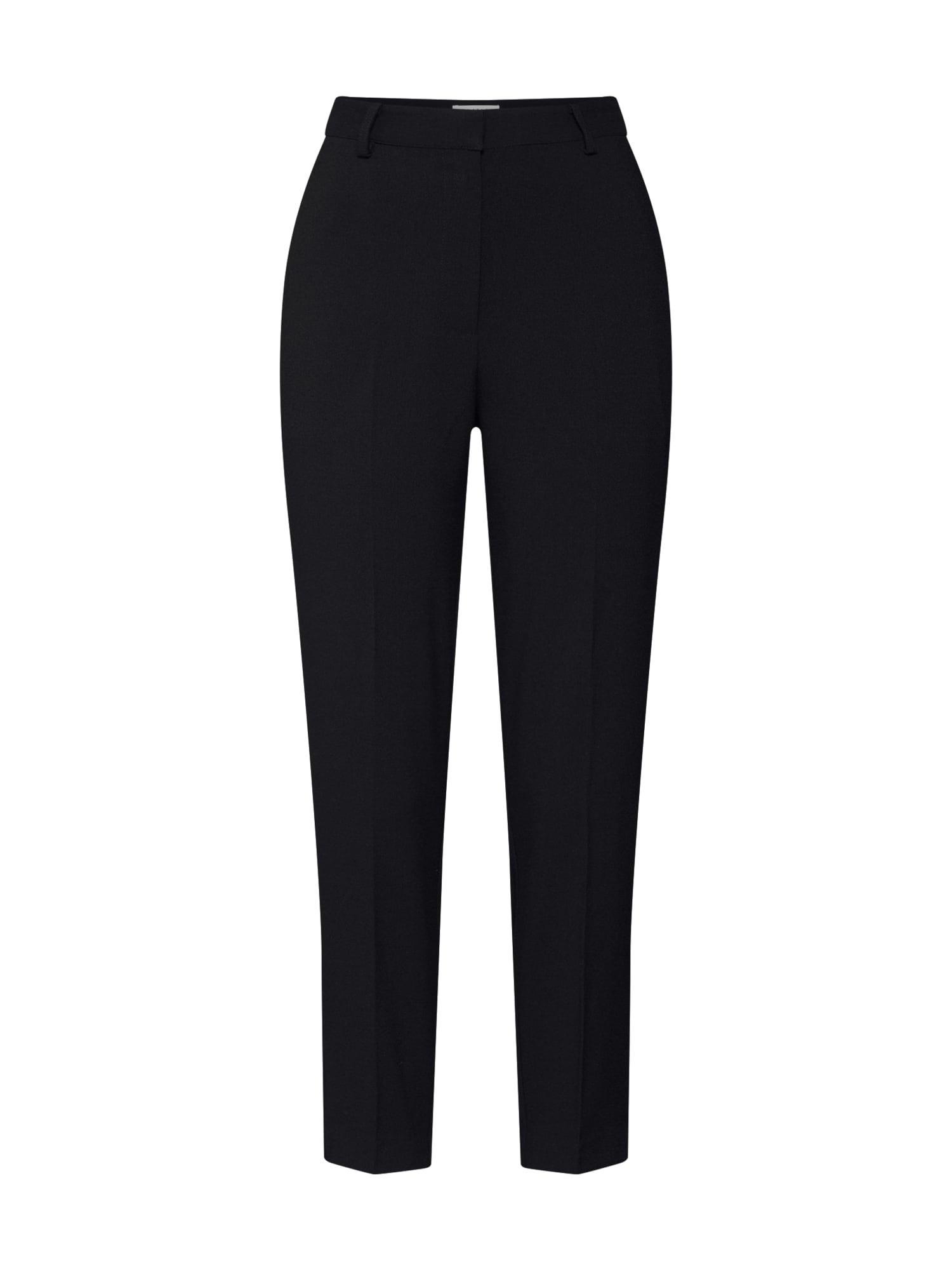 EDITED Chino stiliaus kelnės 'Machi' juoda