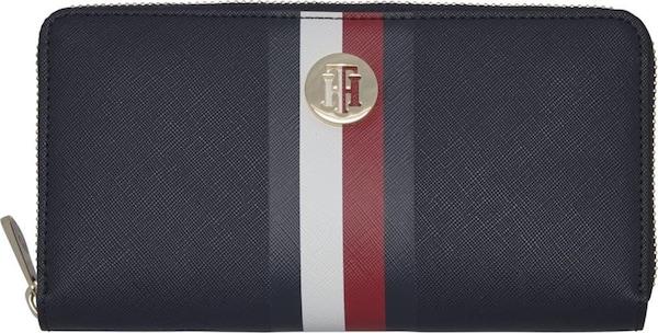 Geldboersen für Frauen - Geldbörse › Tommy Hilfiger › navy  - Onlineshop ABOUT YOU