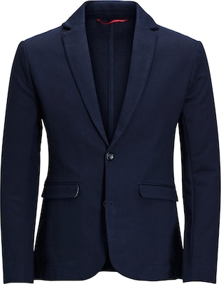 JACK & JONES Marineblauer Blazer