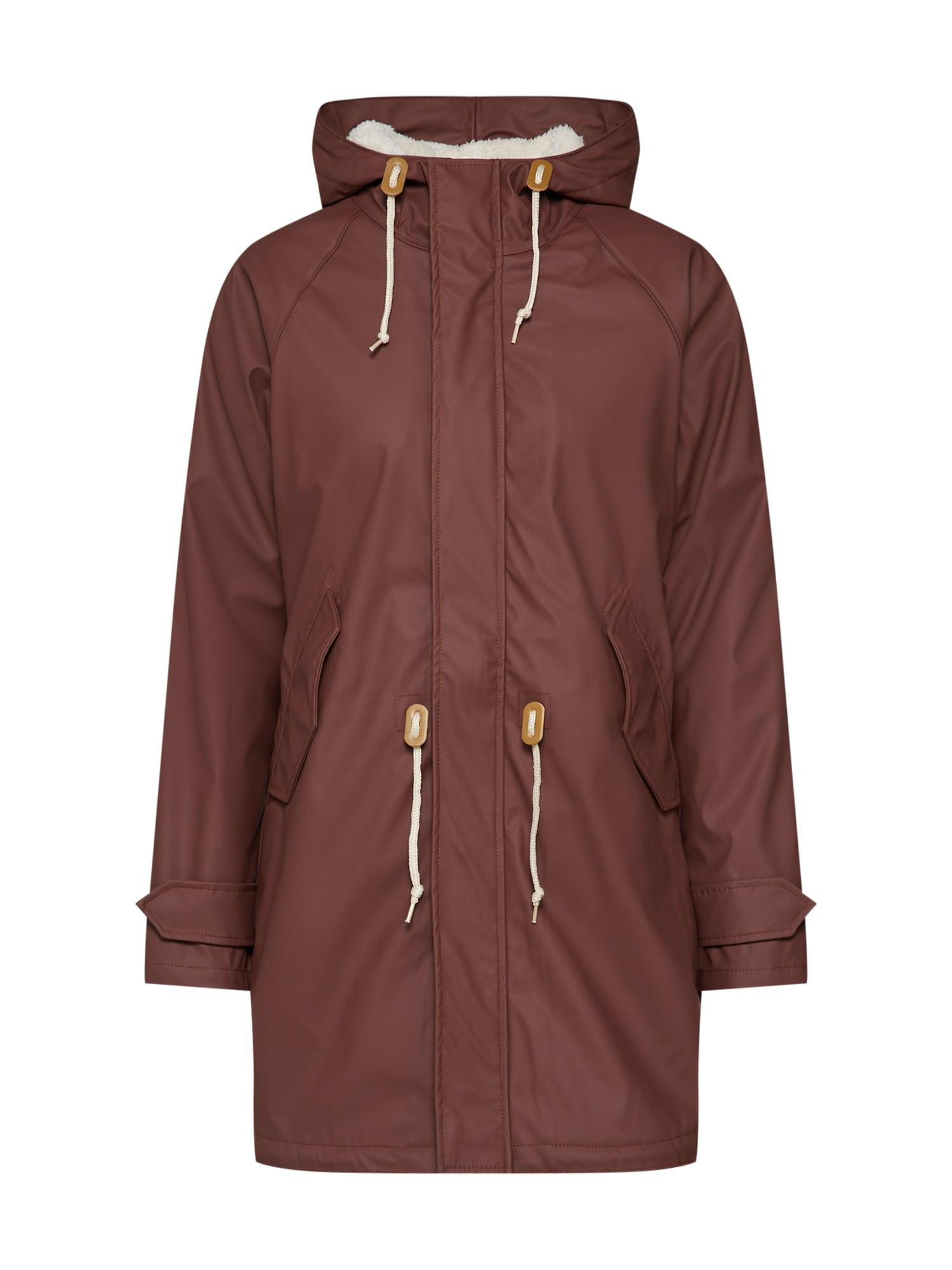 Přechodný kabát hnědá Derbe