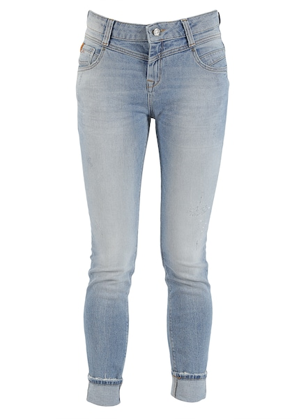Hosen - Jeans 'Diana' › Miracle of Denim › blue denim  - Onlineshop ABOUT YOU