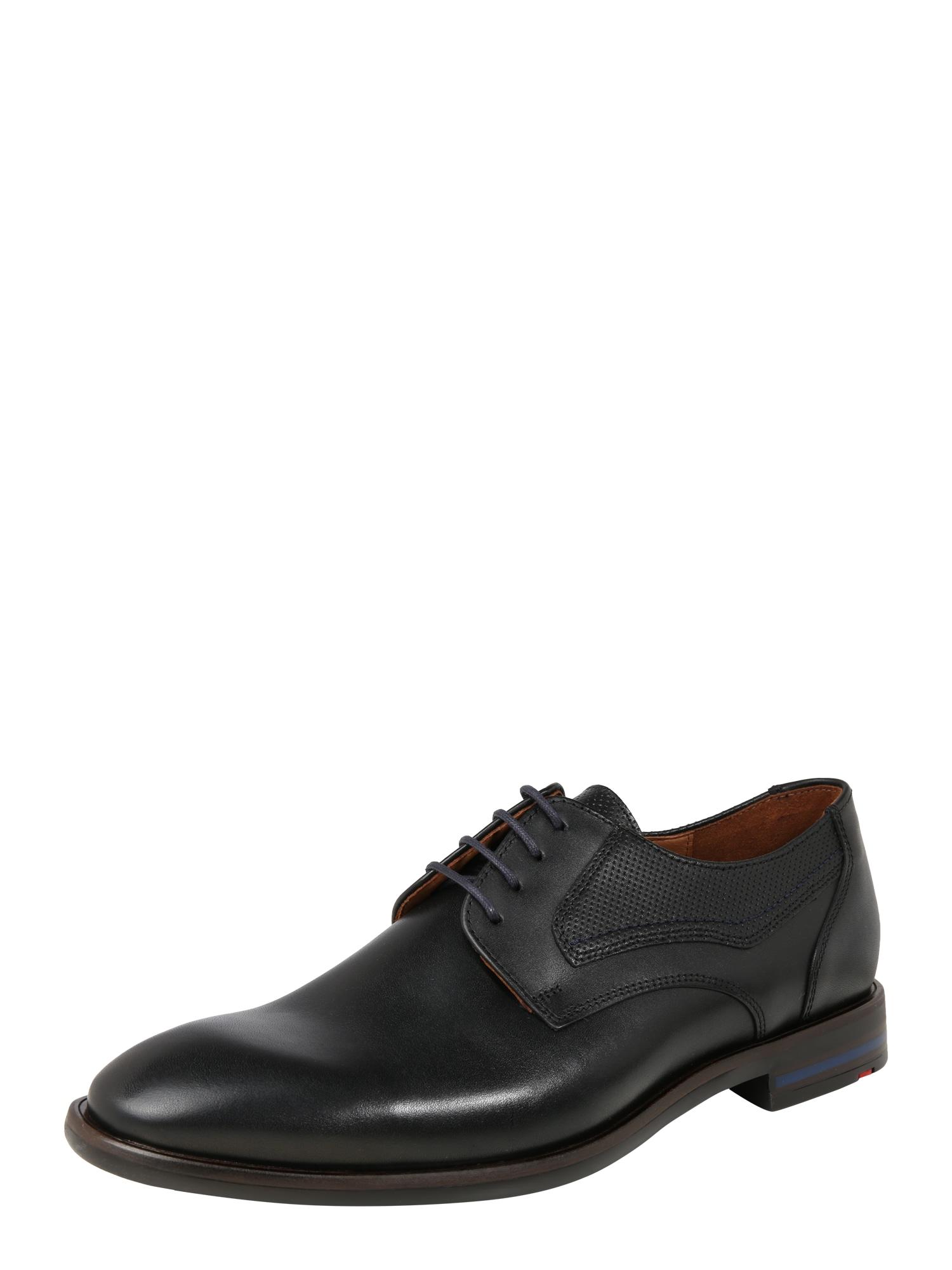 Šněrovací boty Dane černá LLOYD