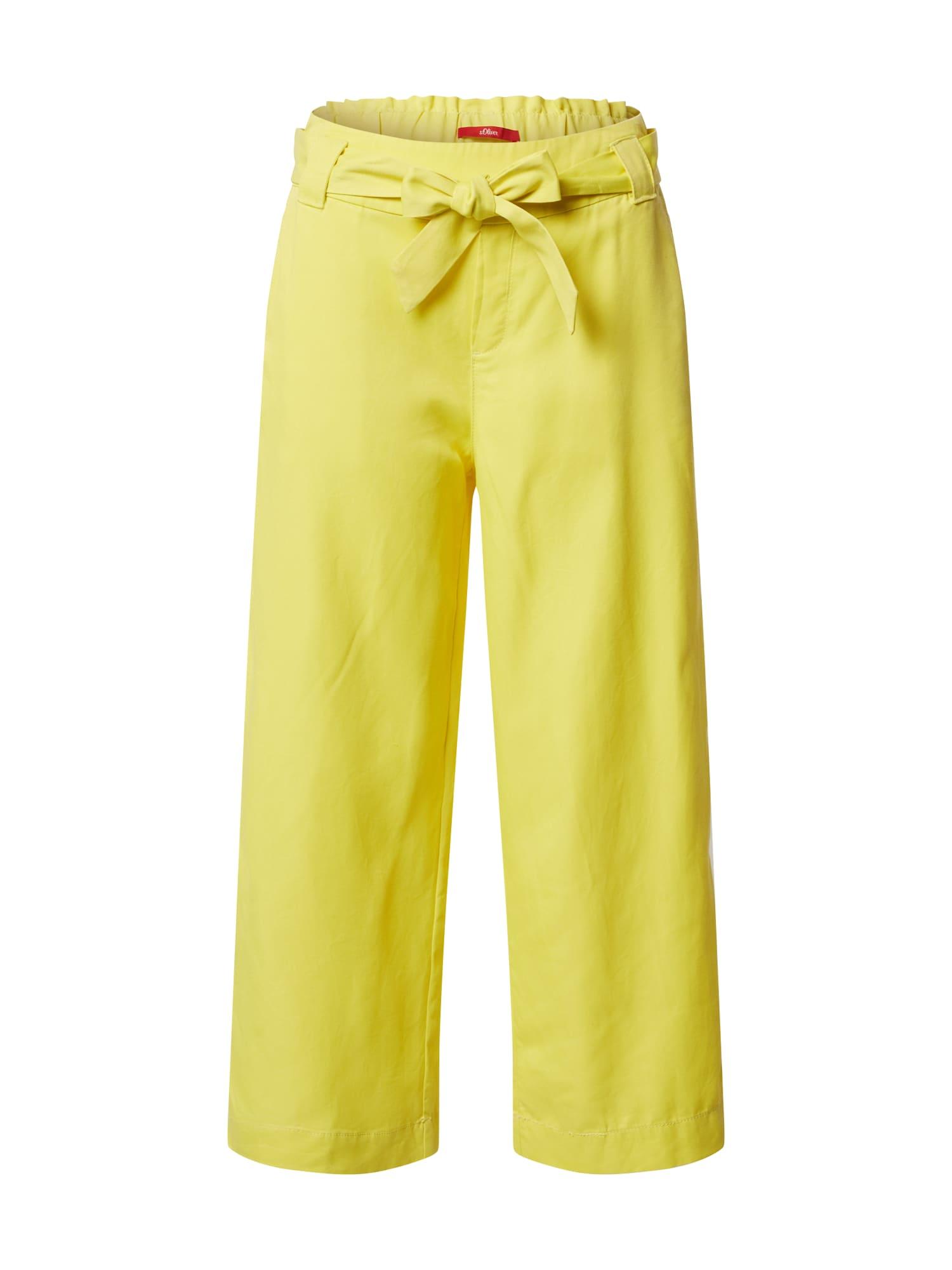 s.Oliver Nohavice  žlté