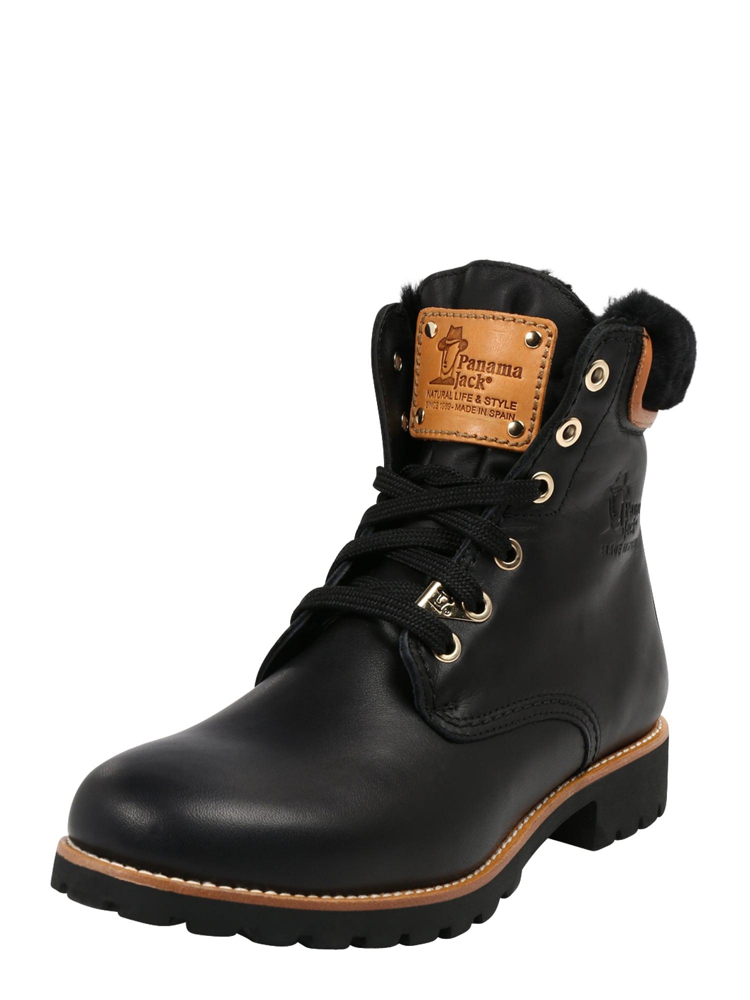 PANAMA JACK Suvarstomieji kulkšnis dengiantys batai