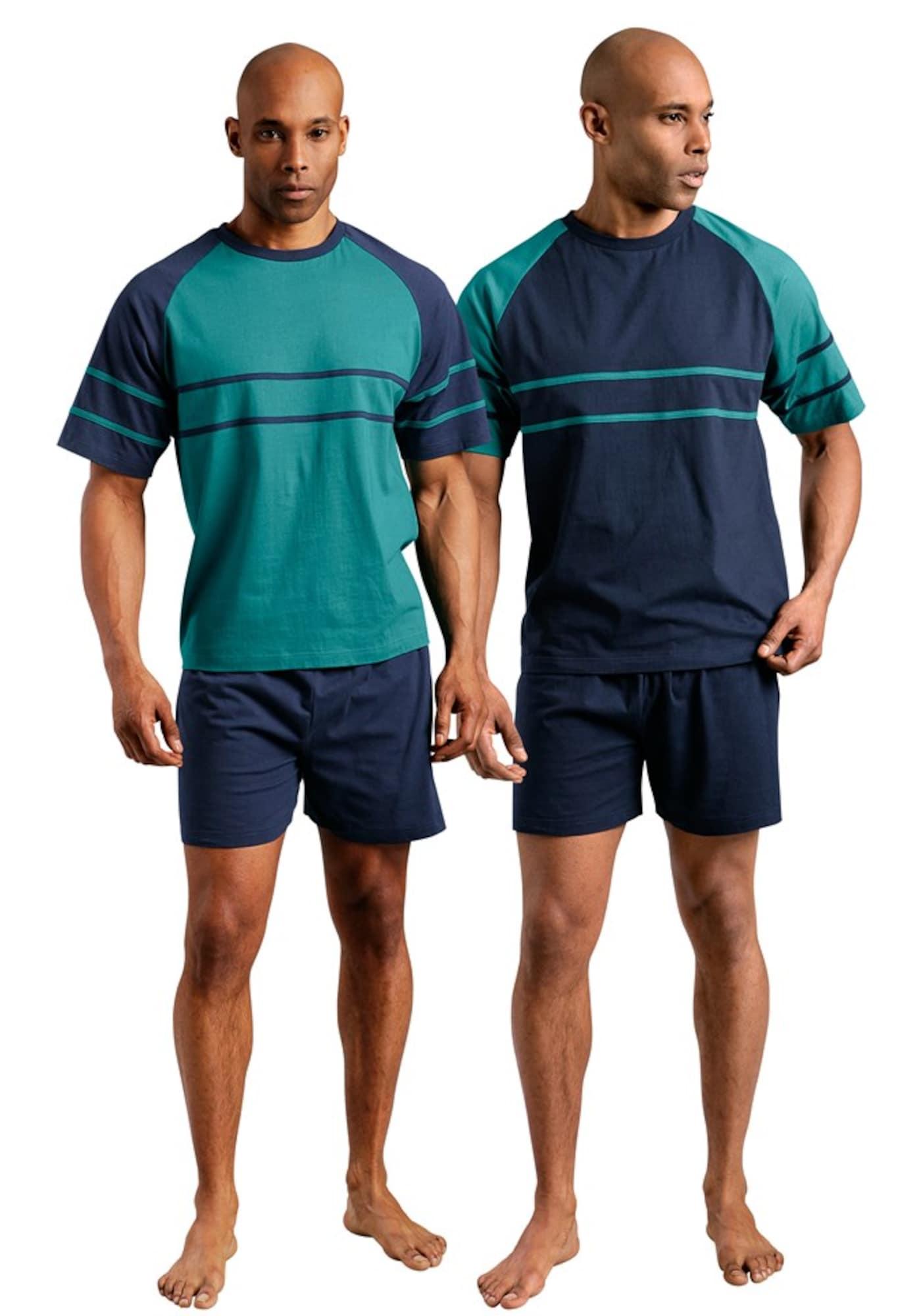 Shorty (2 Stück), Pyjamas | Bekleidung > Wäsche > Nachtwäsche | LE JOGGER