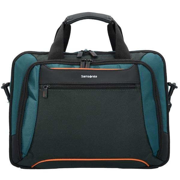 Businesstaschen für Frauen - SAMSONITE Kleur Laptoptasche dunkelgrün orange schwarz  - Onlineshop ABOUT YOU