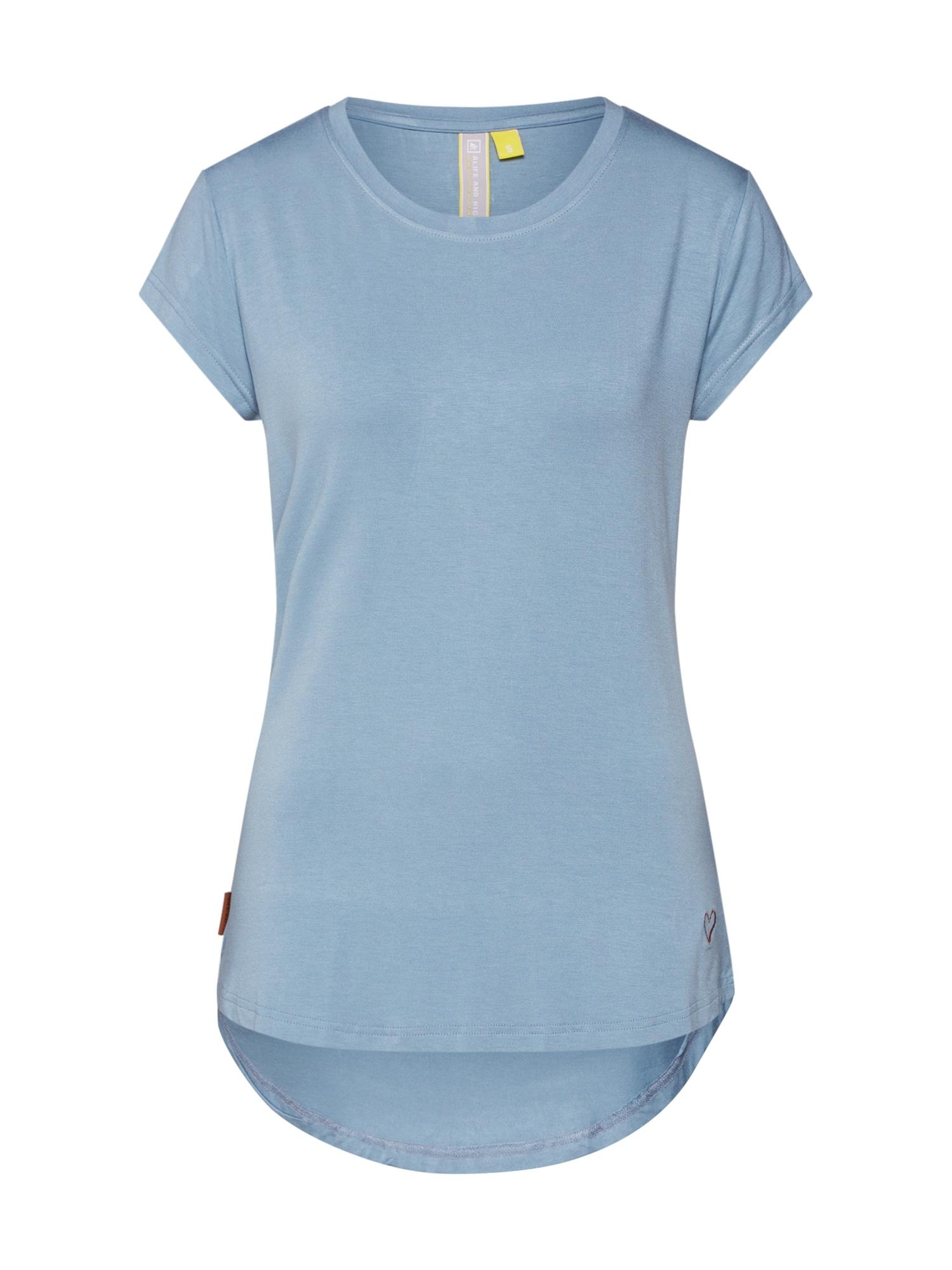 Alife and Kickin Marškinėliai 'Mimmy' šviesiai mėlyna