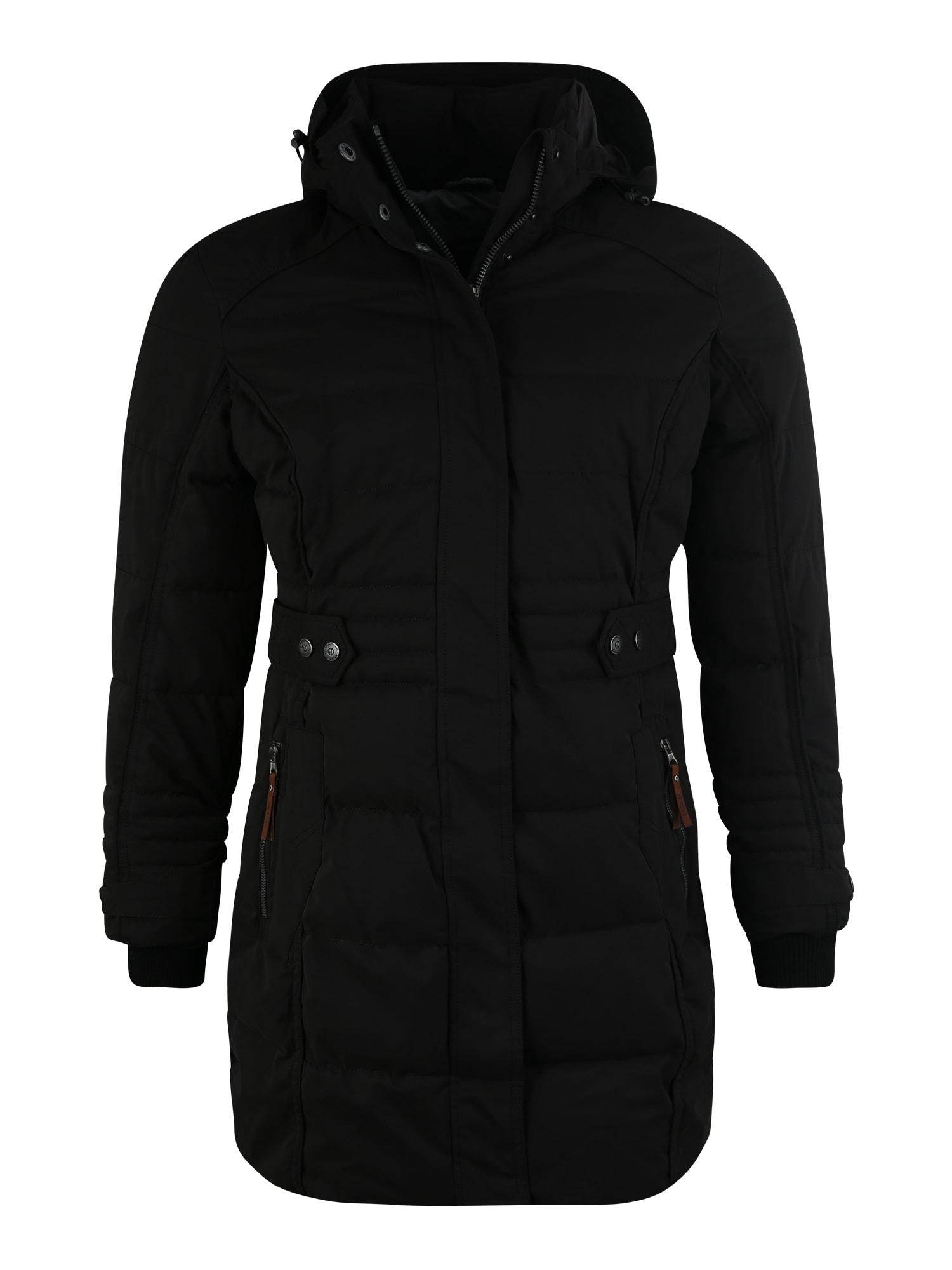 Outdoorový kabát Zelinda černá G.I.G.A. DX