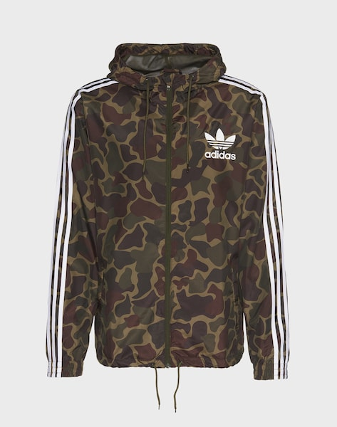 adidas originals jacke in camouflage in gr n about you. Black Bedroom Furniture Sets. Home Design Ideas