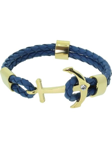 Armbaender - Armband '110497' › Hafen Klunker › blau gold  - Onlineshop ABOUT YOU