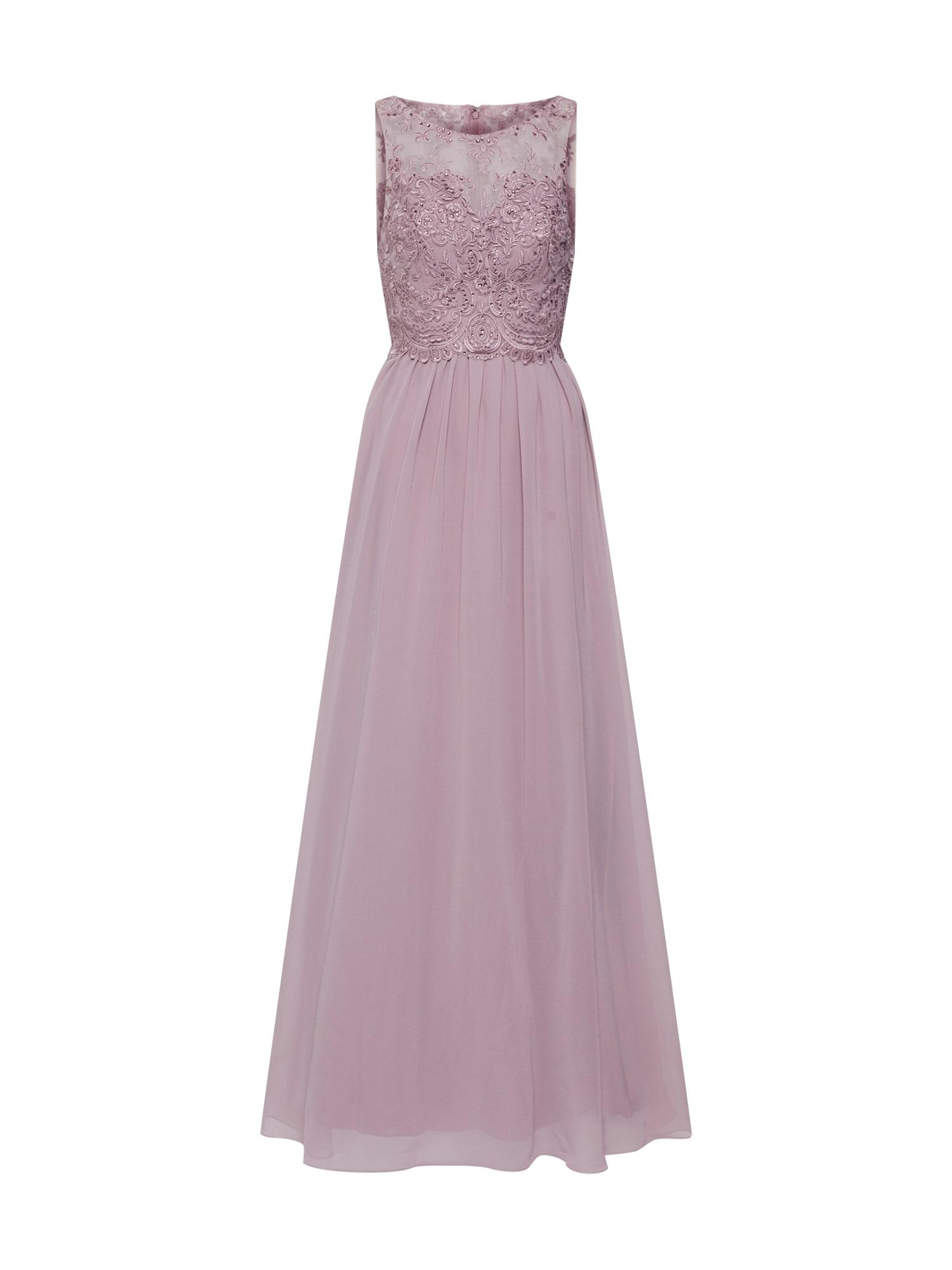Laona Vakarinė suknelė alyvinė spalva