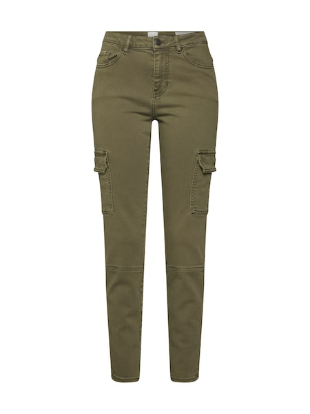 Hosen für Frauen - BOSS Hose 'J21 Novara' khaki  - Onlineshop ABOUT YOU