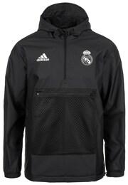 ADIDAS,ADIDAS PERFORMANCE Herren Windbreaker Seasonal Specials Real Madrid schwarz,weiß | 04060514667621