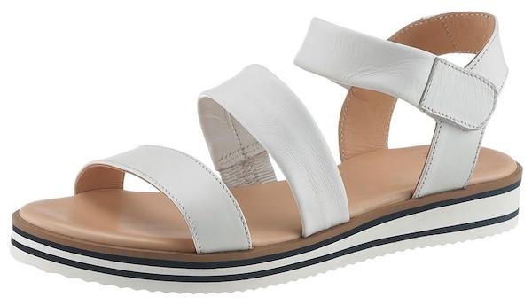 Sandalen für Frauen - ARA Sandale 'Durban' weiß  - Onlineshop ABOUT YOU