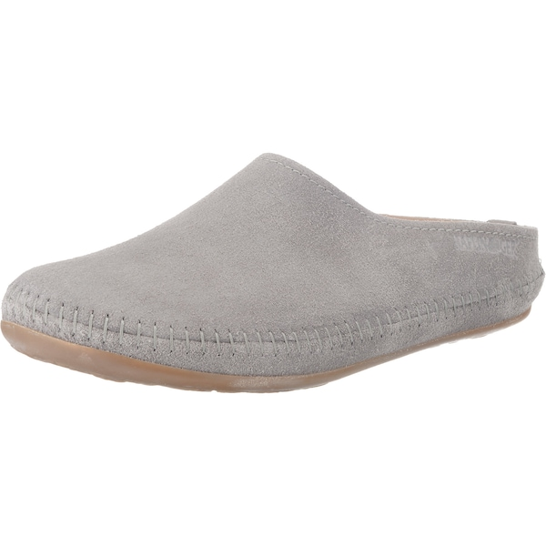 Hausschuhe für Frauen - HAFLINGER Pantoffeln 'Softino' grau  - Onlineshop ABOUT YOU