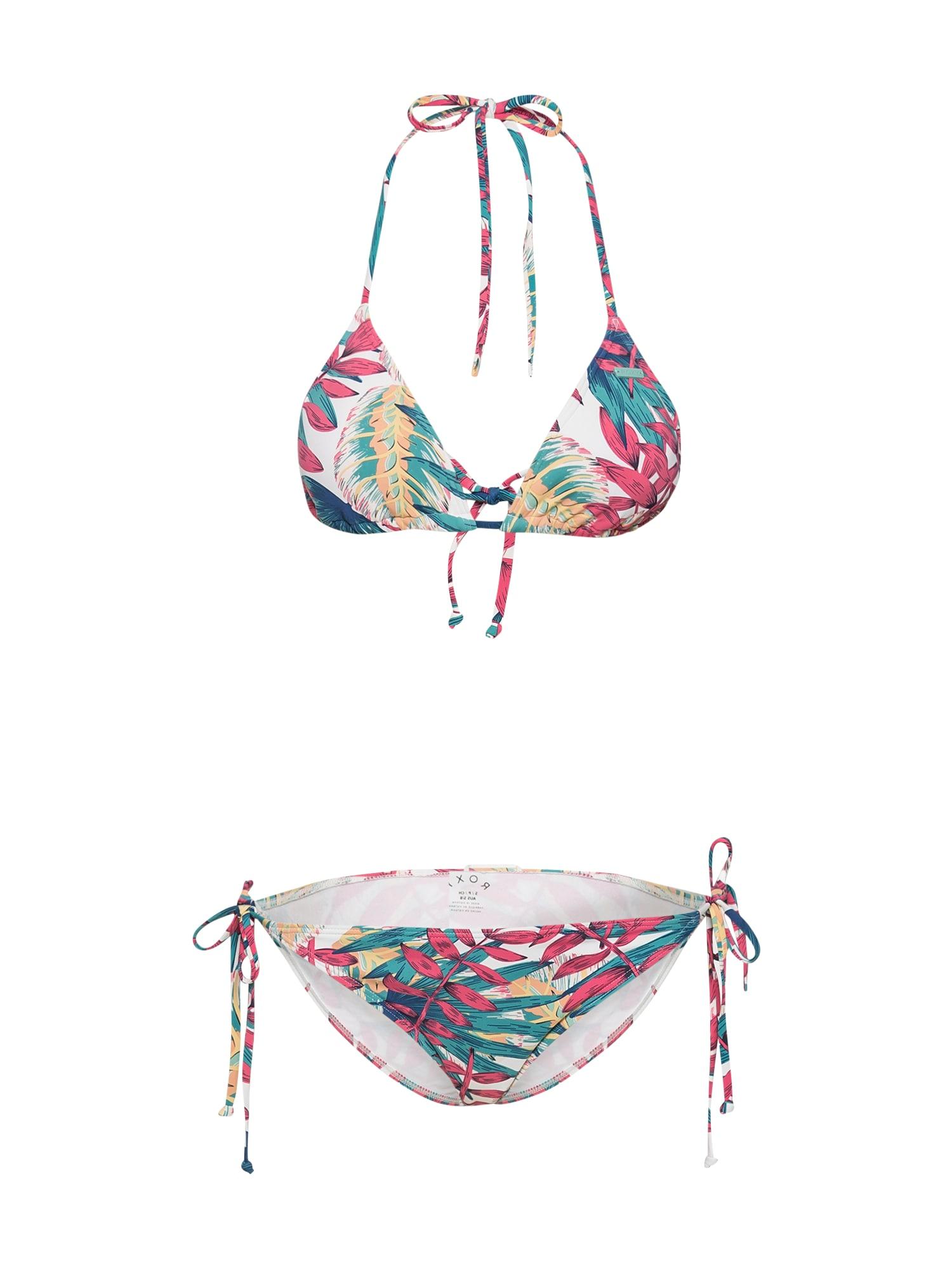 ROXY Bikinis mišrios spalvos / balta