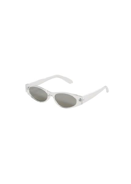 Sonnenbrillen für Frauen - MANGO Sonnenbrille 'Max' rauchgrau transparent  - Onlineshop ABOUT YOU