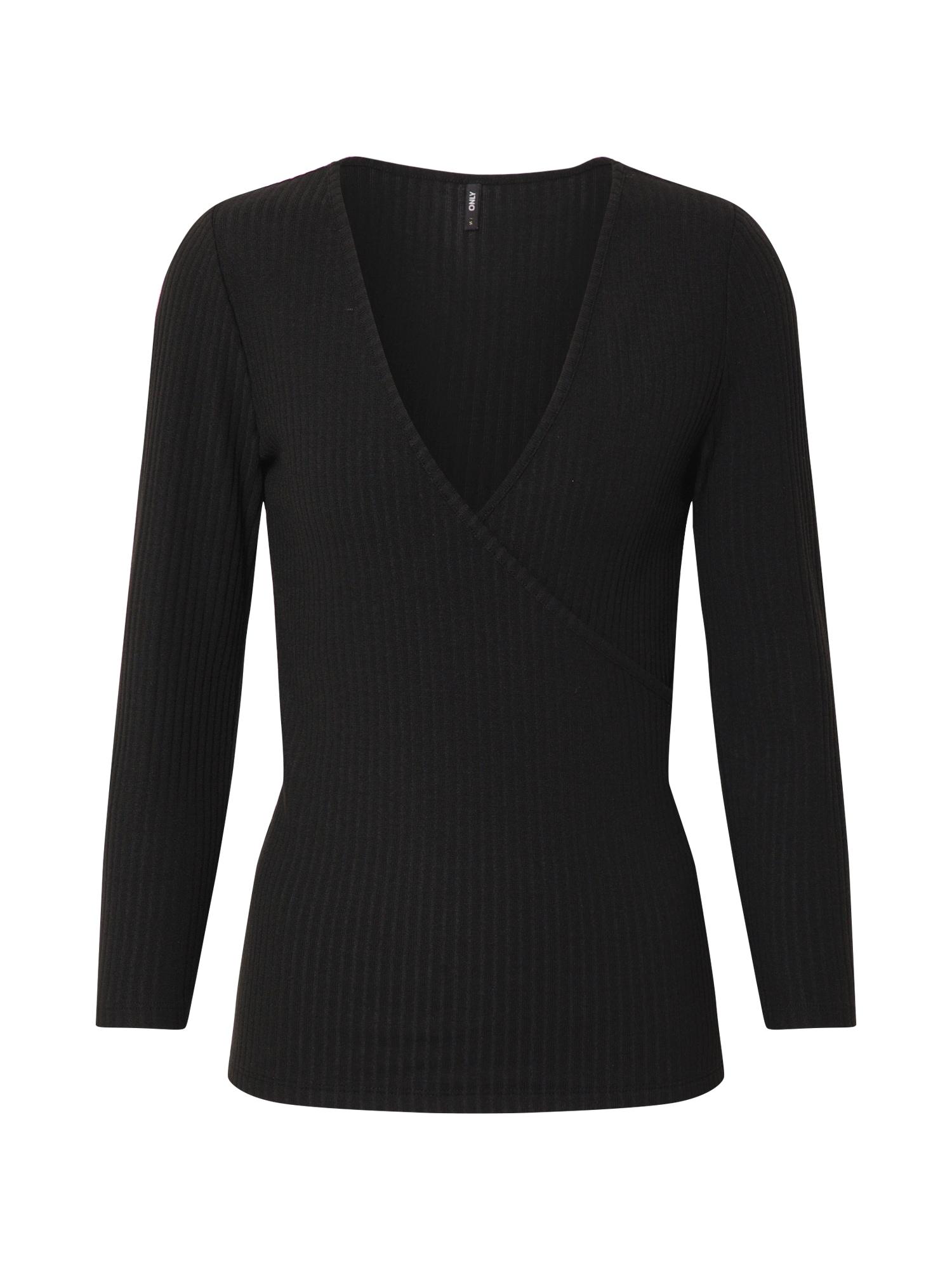 ONLY Marškinėliai 'onlnella' juoda