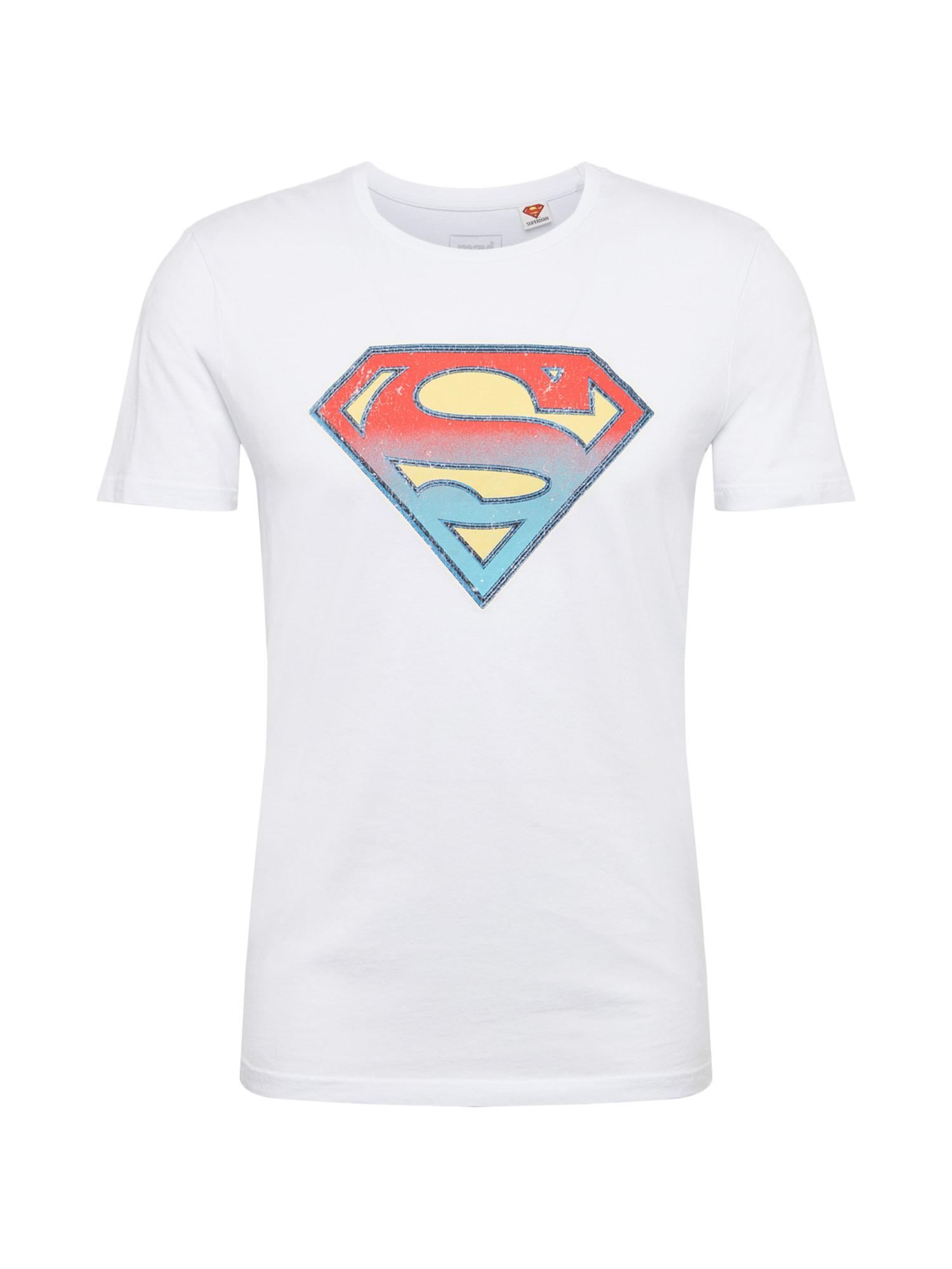 Tričko SUPERMAN TEE bílá Mavi