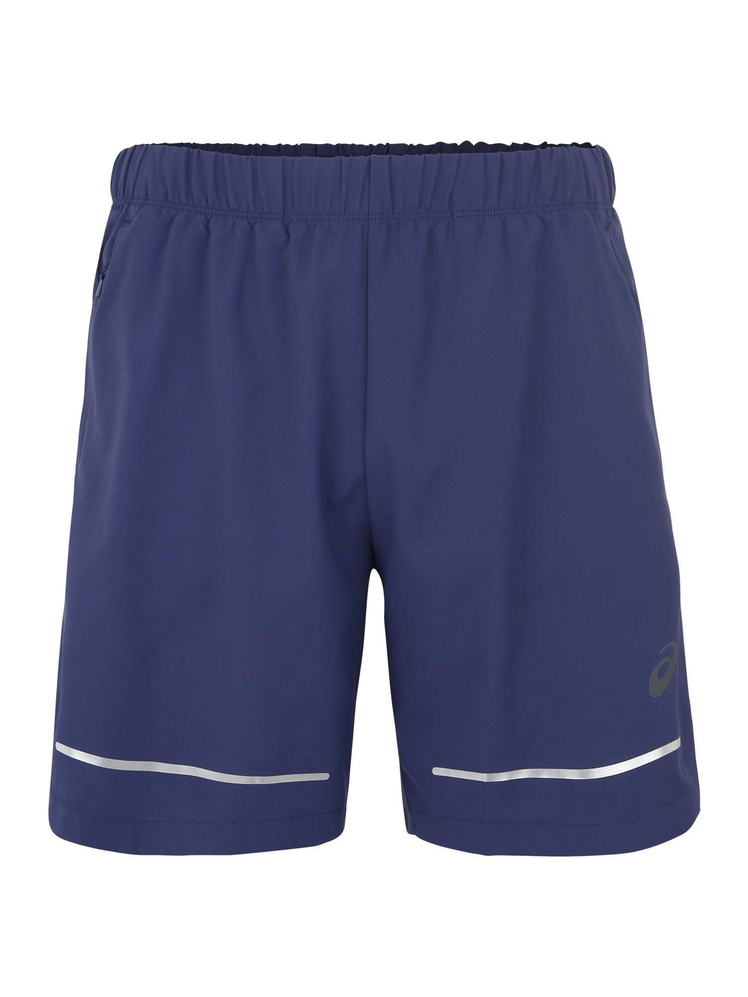Sportovní kalhoty LITE-SHOW 7IN SHORT tmavě modrá ASICS