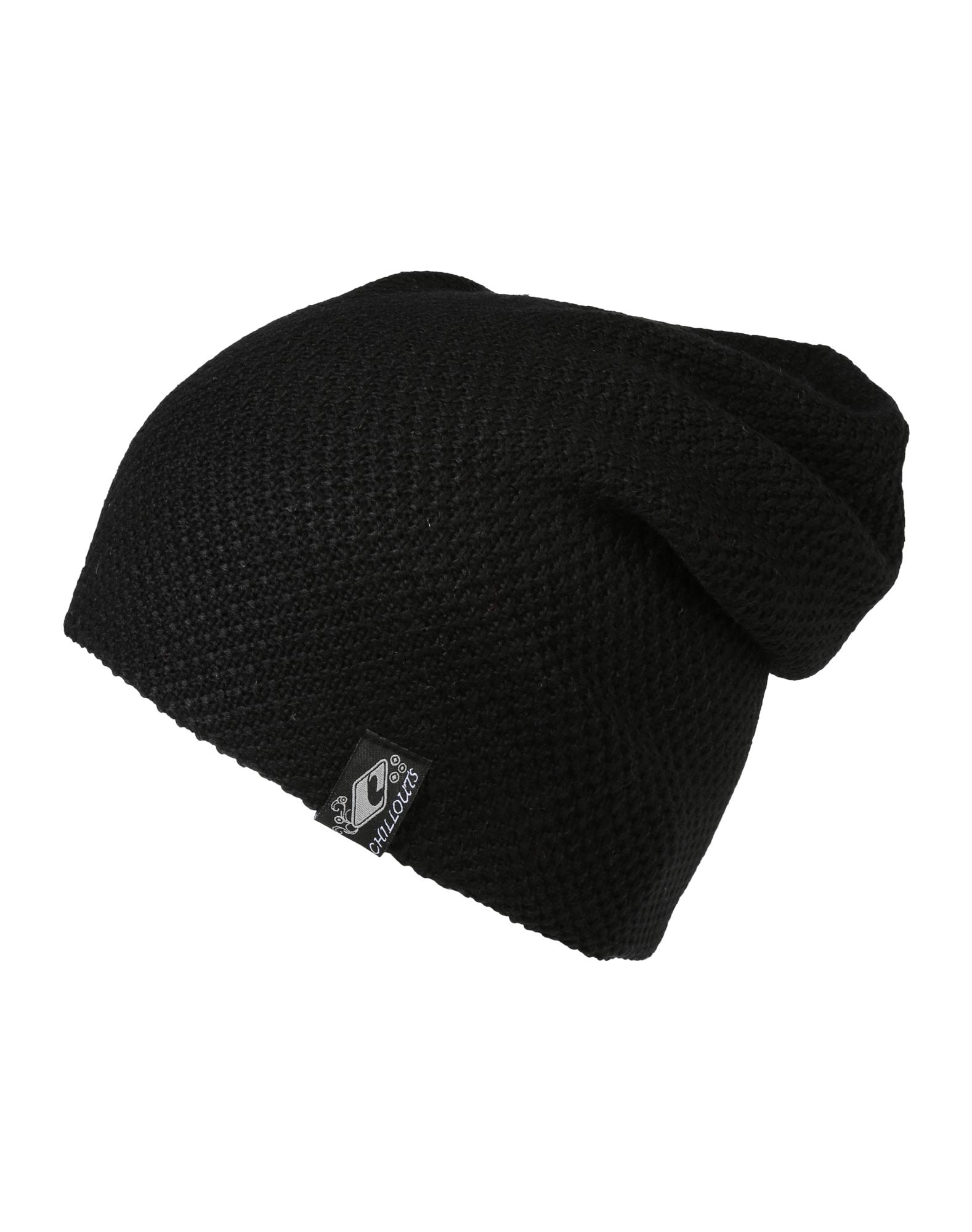 chillouts Megzta kepurė 'Osaka' juoda