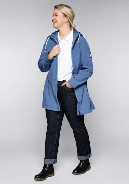 Hosen - Jeans › SHEEGO › dunkelblau  - Onlineshop ABOUT YOU