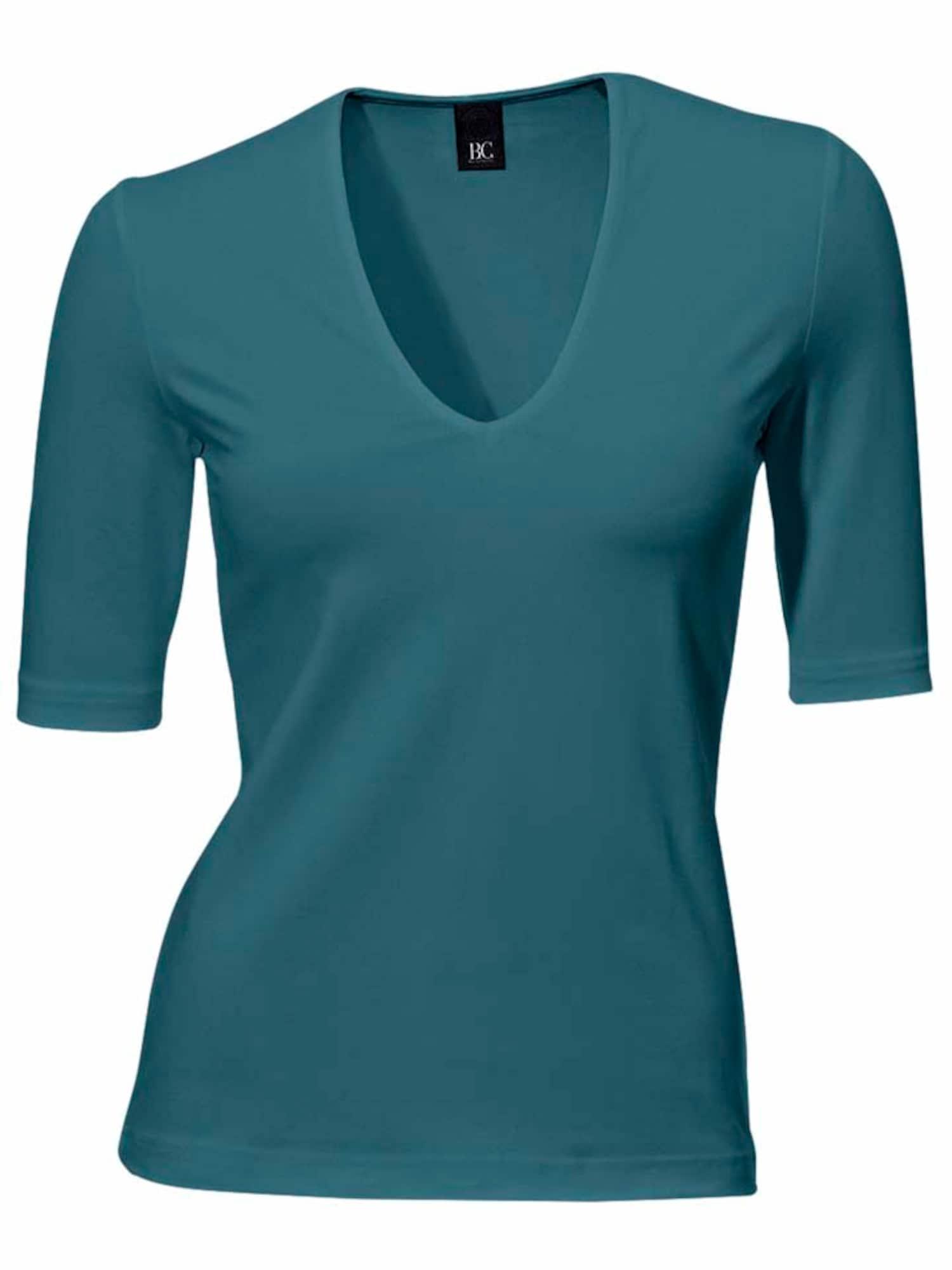Ashley Brooke by heine Marškinėliai benzino spalva