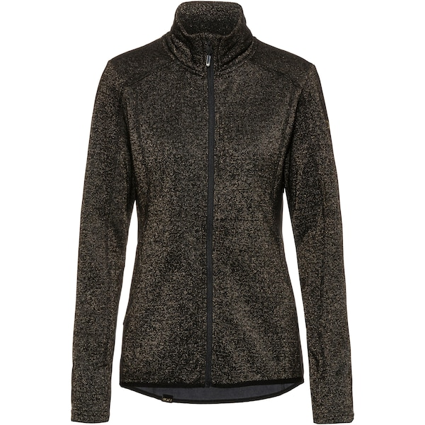 Jacken - Fleecejacke 'Harmony' › Roxy › schwarz  - Onlineshop ABOUT YOU