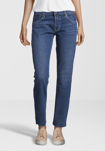 Hosen - Jeans 'Joplyn' › Replay › blue denim  - Onlineshop ABOUT YOU